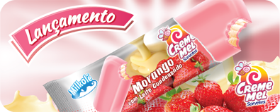 Lan�amento - Morango